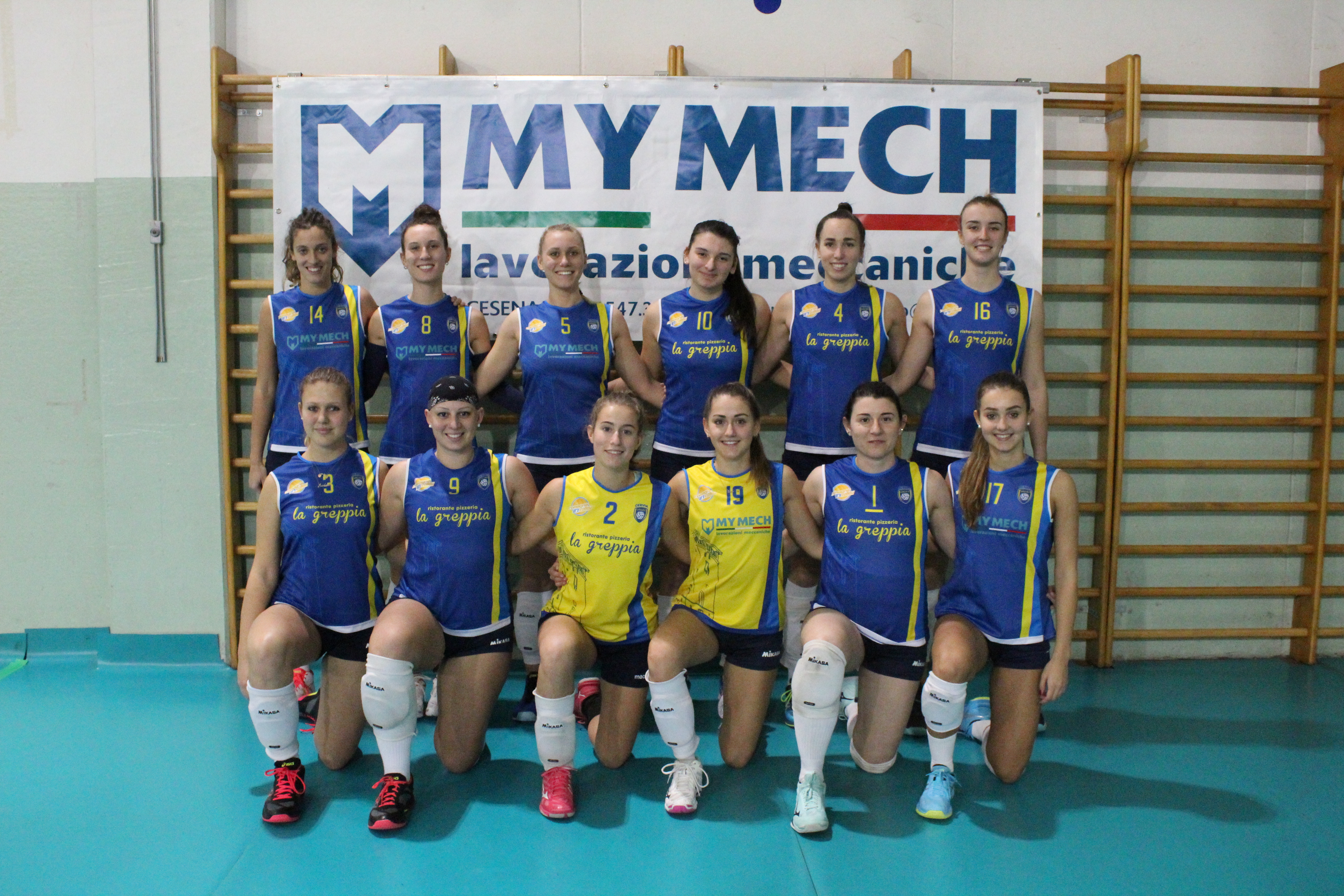 Serie C - Cervia Volley